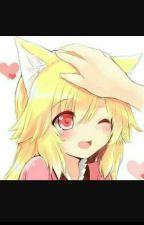 neko girl roommates X kitsune male by animeballer81903