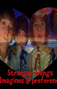 Stranger Things imagines and preferences  cover