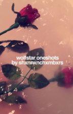wolfstar one shots by shxnnxnchxmbxrs