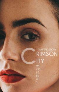 Crimson City cover