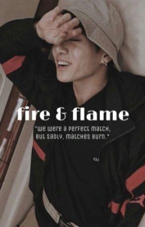 fire & flame || j. jk by _moonchild17