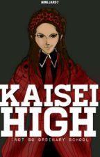 Kaisei High: Not So Ordinary School [EDITING] ni Minejar07