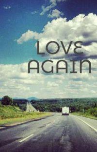 LOVE AGAIN cover