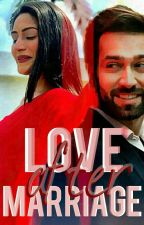 Love after Marriage [Completed] by Manya_Eswar