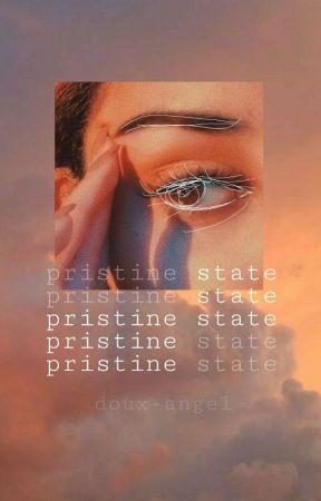 pristine state ☾ tozier by -biji-