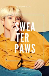 sweater paws // yoonmin cover