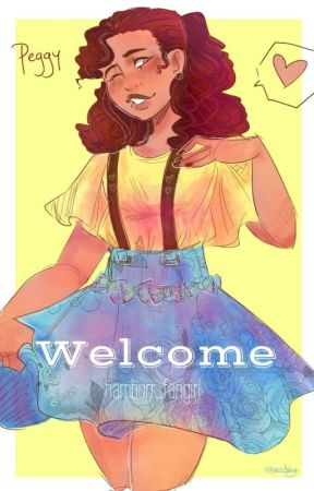 Welcome by hamburr_fangirl
