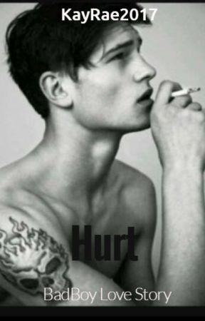 Hurt by Kayrae2001