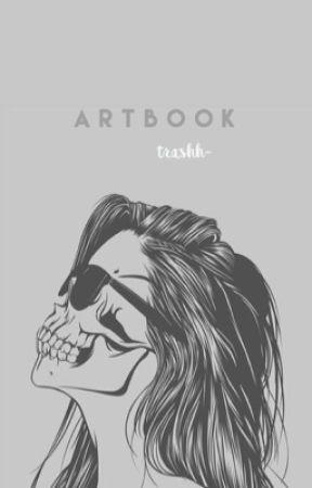 Art Book by hiddlestxn-