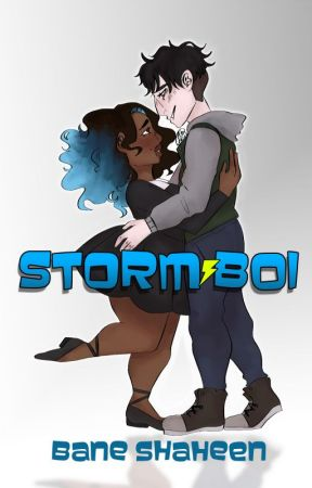 Storm Boi 🌩️ (ON HOLD) by SparklesMG