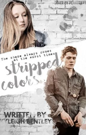 Stripped Colors | James Cook by fionnwhitehead