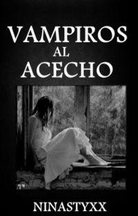VAMPIROS AL ACECHO ( libro II de la pequeña Ary) cover