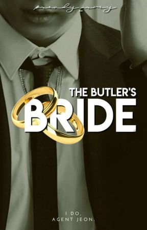 The Butler's Bride    jjk by Proudy_ARMY