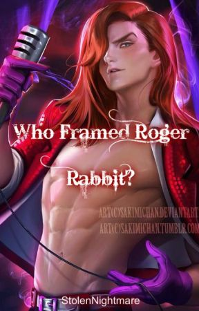 Who Framed Roger Rabbit? (Male! Jessica Rabbit x Toon Detective Reader) by StolenNightmare