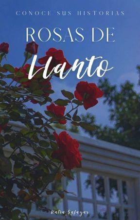 Rosas de llanto by ManzanitaVeiker