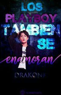 Los playboy también se enamoran 〖kookv〗 cover