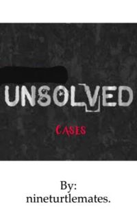 Unsolved cases cover