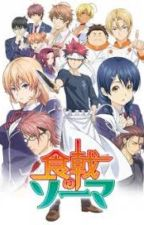 The Expert Among the Chefs   Yukihira Souma by randomxnewspaper