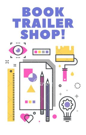 Book Trailer Shop! (CLOSED) by PaintingTheRosesRed