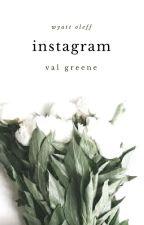 instagram // wyatt oleff by valgreene