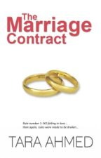 The Marriage Contract (PUBLISHED!) by Enchanted777
