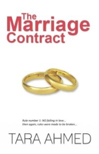 The Marriage Contract (PUBLISHED!) cover