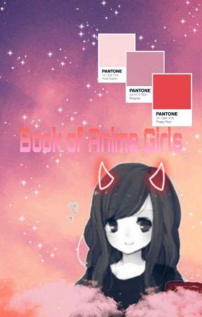 Book of Anime Girls by FunGirluwu