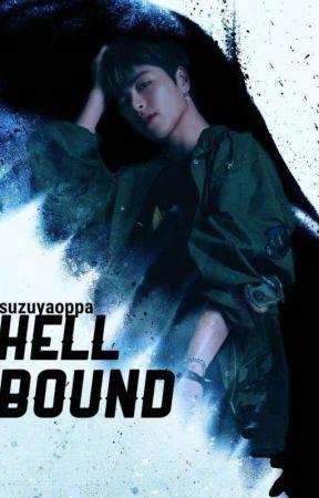 Hell Bound   JunHwan   by barnesbabee