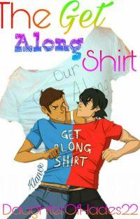 The Get Along Shirt {Klance} ✔ cover