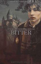 BITTER  ( BLAISE ZABINI ) by kingbIack