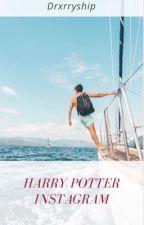 Harry Potter instagram  by drxrryship