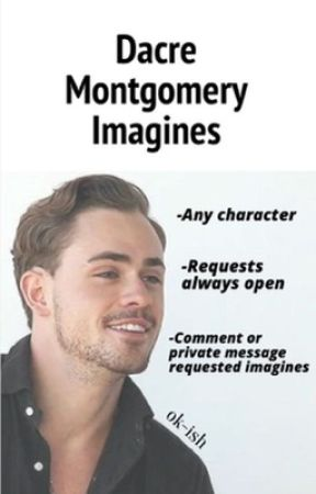dacre montgomery imagines by ok-ish
