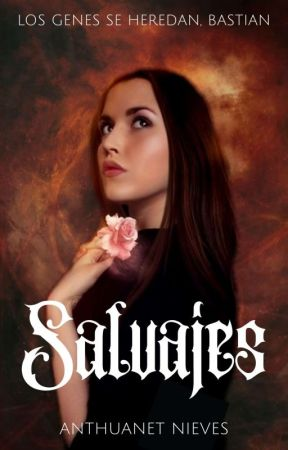 Salvajes © by Anthuanet05