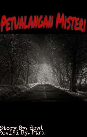Petualangan Misteri  by deswitanuraeni