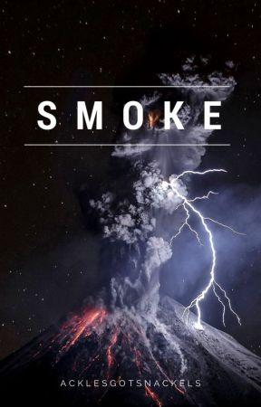 Smoke -- Jim Hopper by crikeyma8e