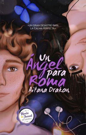 Un Ángel para Roma [En edición] #PGP2020 by _aitanx_
