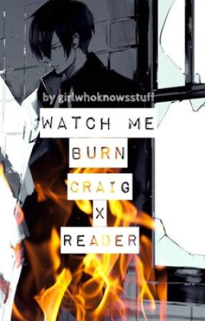 Watch me burn - Craig x Reader (South Park FanFiction-Big Bang T. funny scenes) by girlwhoknowsstuff