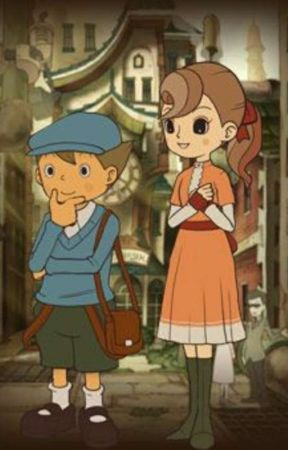 Professor Layton and the Devious Dragon  by Ivy_dragon_mom