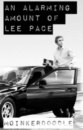 An Alarming Amount of Lee Pace by Moinkerdoodle
