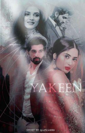 yakeen (ReWriting...) by axaaaaa1