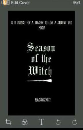 season of the witch  by Blackrose2017Z