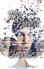   The Amelie Chronicles   (MCU) by Jamie_writes_