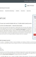 oncologists email list by noahhwilliamm
