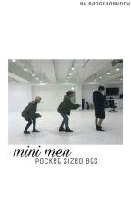 mini men » pocket sized bts by bangtanbvnny