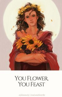 You Flower, You Feast | l.s. | spanish translation cover