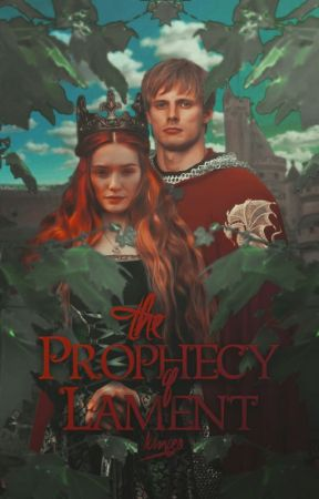 𝐓𝐇𝐄 𝐏𝐑𝐎𝐏𝐇𝐄𝐂𝐘 𝐎𝐅 𝐋𝐀𝐌𝐄𝐍𝐓 » A. Pendragon by lumoes