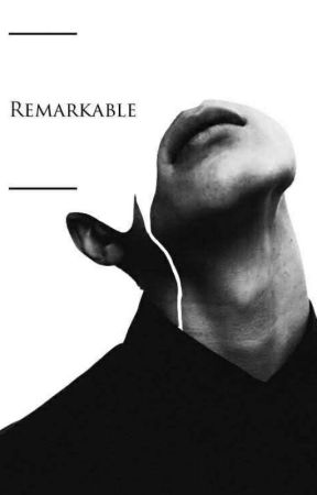 REMARKABLE by Lazaah