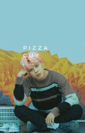 pizza guy | p. jimin ✔️ by lottaery