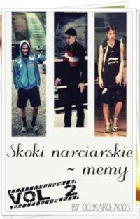 Skoki narciarskie ~ memy vol.2 cover