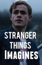 Stranger Things Imagines by stellarke